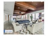 Dijual Cepat Apartemen Mewah Keraton Residence Jakarta Puasat - 4 BR Luas 1200 m2 Fully Furnished