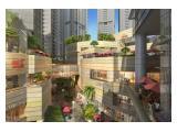 Dijual Cepat Apartemen Garden Suites Menara Jakarta - 1BR (35 m2) Semi Furnished