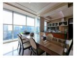 Dijual Apartemen The Peak Sudirman Jakarta Selatan - 2 BR + 1 Study Room Full Furnished