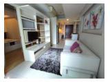 Dijual murah apartemen casagrande residence 1BR 42sqm