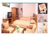 Dijual Hotel Amarsya Cisarua Puncak 18M