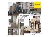 Dijual Apartemen PAKUBUWONO TERRACE type 2 Kamar siap huni di Jakarta Selatan