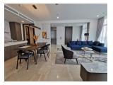 Dijual Apartemen Verde Two 3BR Fully Furnished