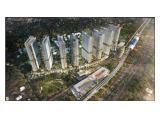 Apartment Murah pre launching (s/d July 2021) di Lokasi sangat strategis Cibubur