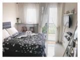 Dijual Apartemen cantik Studio