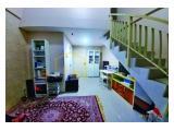 Dijual Cepat BU Apartemen Kubikahomy BSD - 2 BR Luas 67 m2 Fully Furnished Best Deal