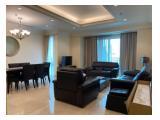 Jual Apartemen Pakubuwono Residences Jakarta Selatan - 2BR / 3BR / 3BR+1 Furnished