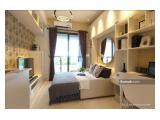 Jual Apartemen BU / Jual Rugi – Sky House BSD, Tangerang (pemilik langsung) – Studio Full Furnished