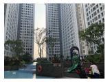 Jual Murah Apartment M-Town Residence unit pojok 3 bedroom all with view swimming pool. Kondisi 100% Baru