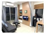 For Sale Cosmo Terrace Apartement 2BR Full Furnished
