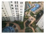 750jt 3BR Atas Mall Bassura City furnished Apartemen Jakarta Timur 48sqm 2.200watt