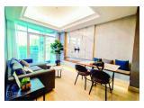 Dijual Murah Apartemen South Hills Kuningan Jakarta Selatan - 2 BR Luas 87 m2 Fully Furnished