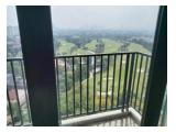 Dijual cepat Apartemen Hampton's Park 3BR, 2BA, Fully Furnished, Golf View, harga murah sekali bisa di nego.
