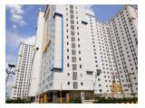Selagi ada 2BR Heliconia 480jt Tower Baru Bassura City Apartemen Jakarta Timur