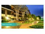 Jual Apartemen Southgate Residence Semi Furnished Harga Rp. 1,2 M