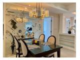 Dijual Apartement Casa Grande Phase 1, 3br 104sqm, Fully Furnished