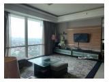 Apartemen Kemang Village Jakarta Selatan Luas 101 m2 Dijual Rp 3,2 Milyar by Coldwell Banker Real Estate KR – 2 BR Fully Furnished