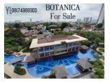 Botanica Simprug Kebayoran Lama, (INHOUSE OF BOTANICA), DIRECT OWNER to every unit. Dijual 2 BR, 2+1 BR, 3 BR, 3+1 BR, 4 BR--Yani Lim - 08174969303