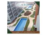 Dijual Cepat LLOYD Apartemen di Alam Sutera 2BR dan 3 BR ! LAST UNIT, View Pool !