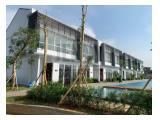 Dijual Town House Apartemen Puri Mansion Jakarta Barat - 4BR+1 Semi Furnished (Standard Developer)