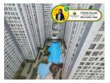 PROMO!! Dijual Apartemen M-Town Residence 2BR dan 3BR, Free PPN 100%, Potongan 6 JT, Free Furnish/Vouc.SMS/IKEA 100 JT, Vouc.Utilities 17 JT dan Bardi