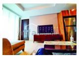 Dijual Murah BU Apartemen Residence 8 Jakarta Selatan - 1 Bed 1 Bathroom Luas 76 SQM Fully Furnished