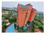 Tampak Keseluruhan Apartemen Green View Pondok Indah