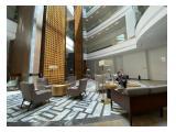 Taman Anggrek Residences dijual studio/1br/2br/3br