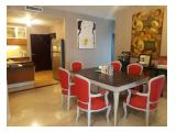 Jual Apartemen Capital Residence SCBD Jakarta Selatan - 3 BR Fully Furnished