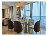 Dijual Termurah Apartemen Casa Grande Residence Jakarta Selatan - 3 BR Luas 145 m2 Good Condition and Fully Furnished