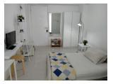 Jual Apartemen Type 2 Bedroom Furnished