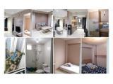 Dijual Cepat Apartemen 3 Bedroom Diatas Mall Bassura City Full furnished – Bassura City Jakarta Timur