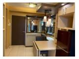 For Sale! Apartemen Dengan Interior Mewah 2 BR di Renov Jadi 1 BR Full Furnish di Greenbay Pluit