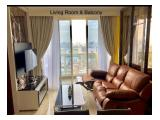Dijual Apartemen Menteng Park tipe Penthouse 2BR, Semi Private Lift, PREMIUM FURNITURE