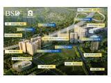 Hunian Premium di CBD BSD City Type 68m start 1,3M
